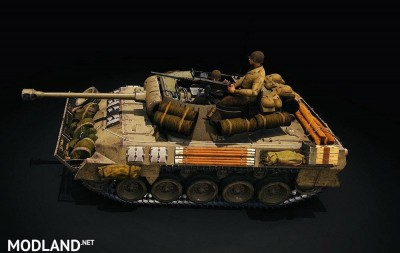 "M18 Hellcat ""Deshombre"" with Crew 8.29.18 [1.1.0]"
